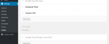 Плагин LuckyWP Scripts Control • 3 • Финты WordPress